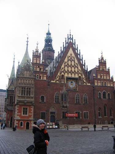 wroclaw city hall