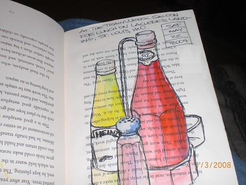 Drawing Practice Book - Catsup