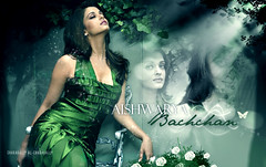 AishwarYa Rai ... (Bally AlGharabally) Tags: world wallpaper green indian dancer queen actress 1994 miss rai aishwarya kuwaiti bachchan bally greendress gharabally tefdahom algharabally