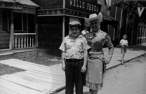 Sally Starr & Ed Sciaky 1959