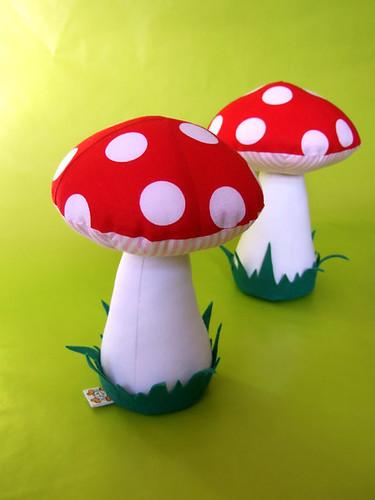 mushroom update
