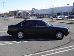 E34 BMW 525i (donincognito) Tags: bmw e34 525i
