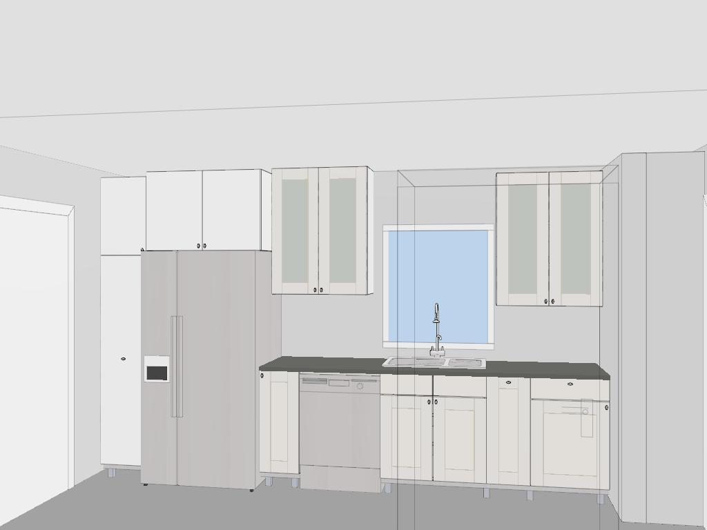 Blueprint Drawer Online Galley Kitchen Design Rambling Renovators
