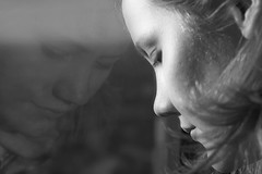 Anna Reflection (KDFischer {Legacy}) Tags: cy2 challengeyouwinner photofaceoffwinner