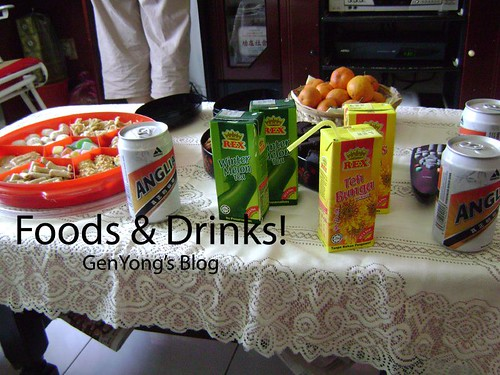 Foods & Drinks