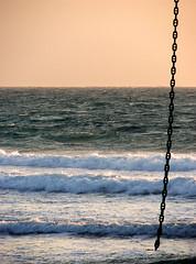 (Alieh) Tags: blue sunset persian iran wave persia kish iranian ایران persiangulf غروب kishisland کیش ایرانی خلیجفارس greekship موج زنجیر aliehs alieh ایرانیان جزیرهکیش پرشیا عالیه لنگر کشتییونانی