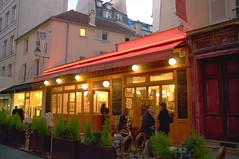 Les bistrots du Quartier Latin (alain_sylvie_75) Tags: paris france caf night saintgermain nuit bistrot quartierlatin tonemapped artizen