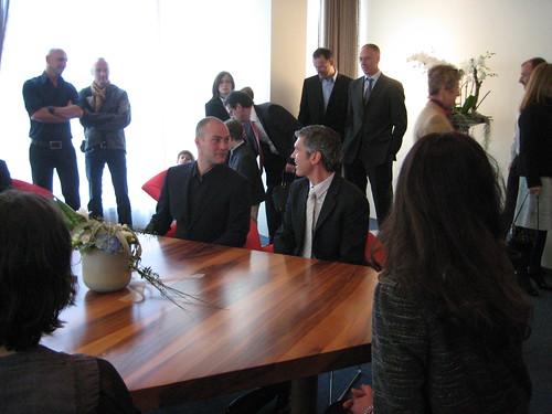 Hochzeit von John und Ralf