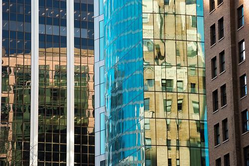 Vancouver, la cité de verre