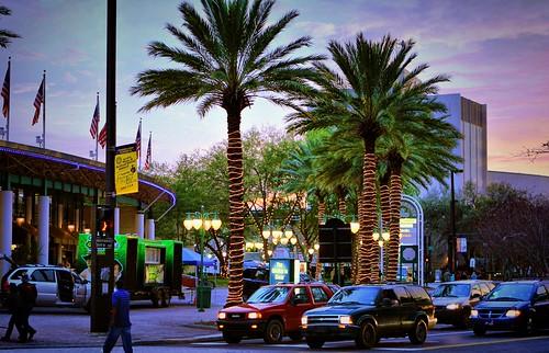 Jacksonville streets