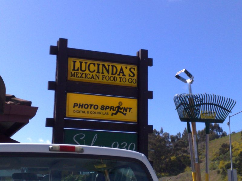 Lucinda's Mexican Food to go