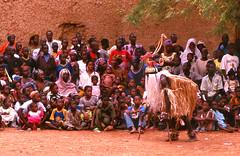 spirito dell'antilope (Kruda musa) Tags: africa mali marionette