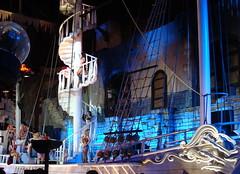 Sirens at TI (whysarah) Tags: lasvegas booty ti pirateship sirens
