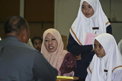 Parents Teacher Meeting #1