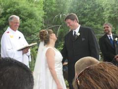 wedding lori matt