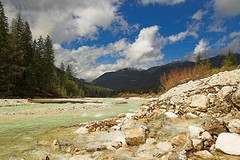 Velika Pišnica II (MarekP) Tags: mountains alps river landscape geotagged hiking slovenia slovenija julianalps kranjskagora velikapisnica velikapišnica geo:lat=4647035 geo:lon=13784634
