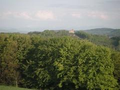 Habsburg, gesehen von den VierLinden
