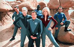 Galaxy Quest cast