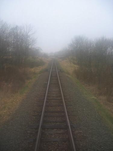鐵道的盡頭