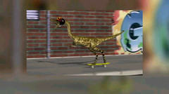 05 coelophysis the skater