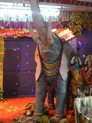 20141123_151053 (bhagwathi hariharan) Tags: ganpati ganpathi lordganesha god nallasopara nalasopara pooja idols