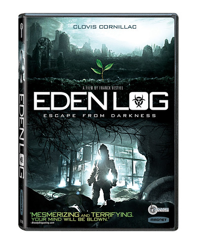 Eden Log Box Art