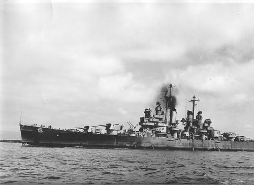 USS Oklahoma City (CLG-5)