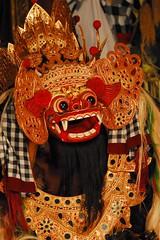 Bali 2007 - Ubud -Barong Dance(6)