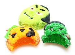 Marshmallow Pals are Colorful on the Inside
