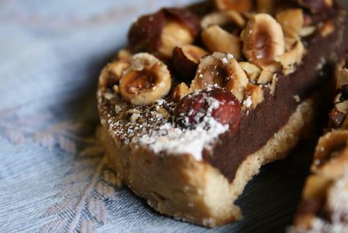 TARTINE BAKERYのChocolate Hazelnut Tart