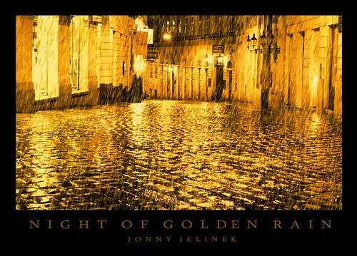дождь золотой фото смотреть