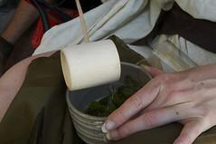 Tea Ceremony (bigkgbguy) Tags: tea burningman teaceremony misonaughty