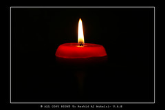 Candle  ([.. AlAmEeEr ..]) Tags: red digital canon eos candles candle 400d impressedbeauty alameeer