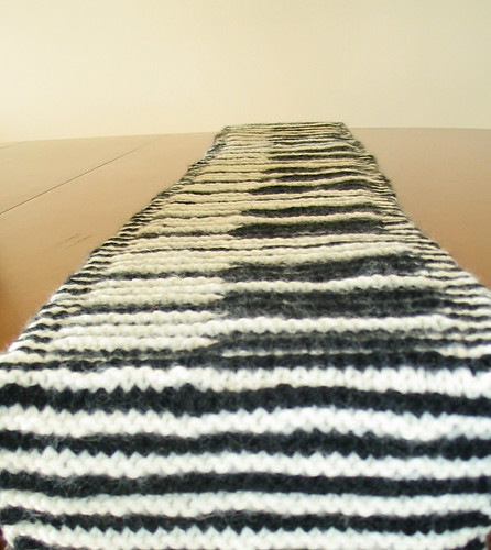 counterpoint scarf