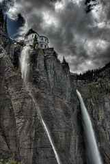 Telluride, CO (Poppa-D) Tags: camping southwest darren waterfall nikon colorado d pad stevenson telluride d200 hdr poppa hydroelectric poppad 7xp