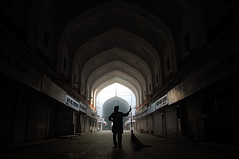 (~FreeBirD~) Tags: world morning november light people copyright india white black streets colors strange architecture wow early crazy amazing nikon darkness faces d70 delhi sunday tunnel mani shops stick domes surroundings 2007 traveler sweeper olddelhi babbar inredible nikonstunninggallery mywinners manibabbar proffession superbmasterpiece httpbirdofpreyspaceslivecom httplamenblogspotcom