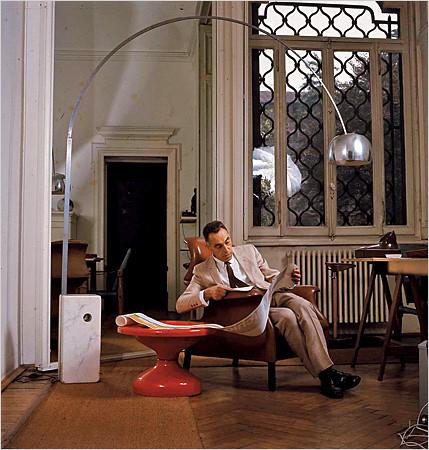 阿奇莱 卡斯特罗尼Achille Castiglioni(意大利1918-2002)家具作品集1 - 刘懿工作室 - 刘懿工作室 YI LIU STUDIO
