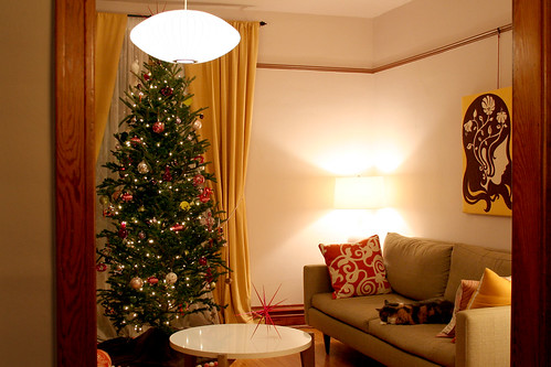 The Tree & the Living Room
