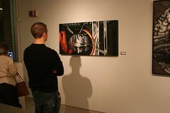 Steph's Show 025 (Ryan Ojibway) Tags: art college wisconsin whitewater uww crossmangallery