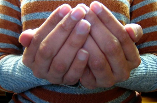 Hands in Supplication