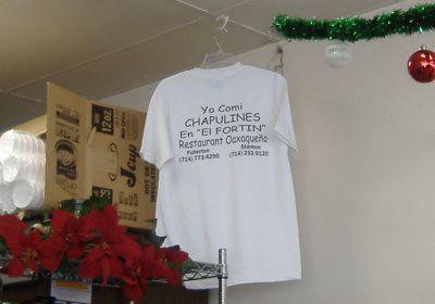 El Fortin - T-Shirt