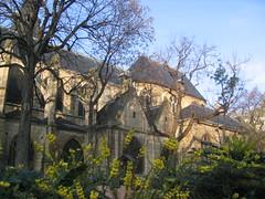 Paris:: église Saint-Médard