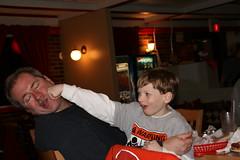 knock out birthday (mrkumm) Tags: kid pizza hut knockout punch