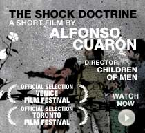 shock doctrine milton friedman naomi klein