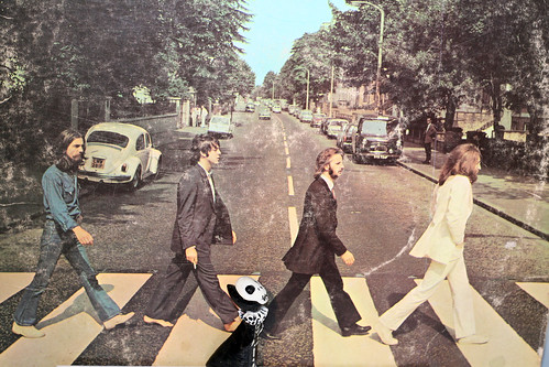Skelly takes a walk on Abbey Road