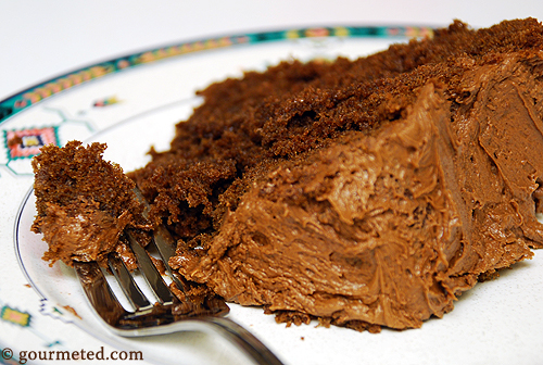 Ghirardelli Grand Chocolate Cake