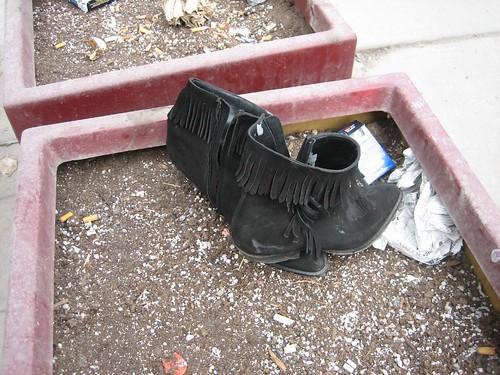 fringes blackboots februarycoldcalgary