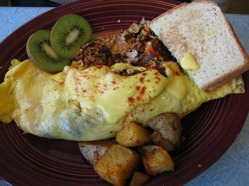 The Cuisine Art Omelet