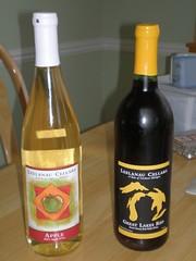 Michigan wines topped my list week
