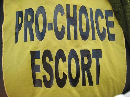 Pro Choice Escort